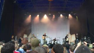 Fleet Foxes - Fool's Errand/He Doesn't Know Why, Live At Iveagh Gardens, Dublin 2017