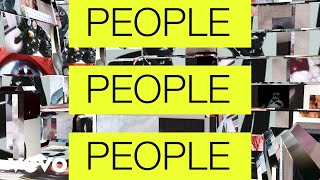 The 1975 - People (Lyric Video)