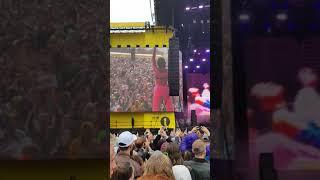 Leeds Festival 2018 Dua Lipa   New Rules