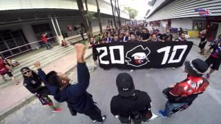 Boys Of Straits Corteo At Bangkok 2016