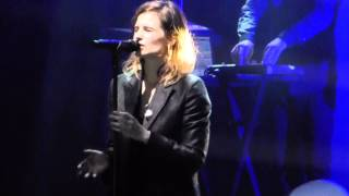 Nuit 17 à 52 - Christine and the Queens - Olympia 06/03/2015