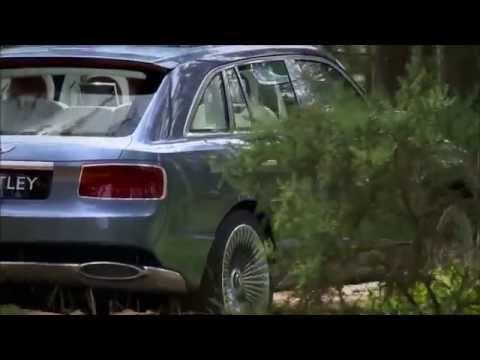 2016 Bentley Bentayga Presentation