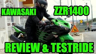 The funniest review of a ZX14R