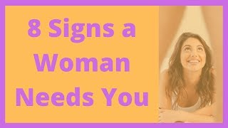 Download Video 8 Signs a Woman Needs Sex MP3 3GP MP4