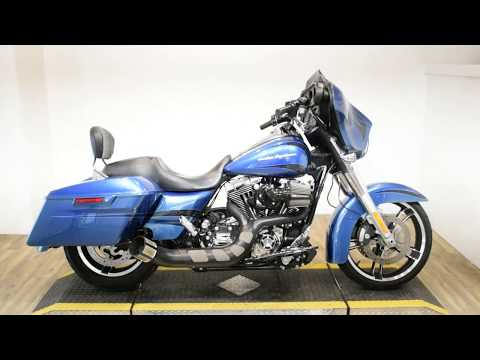 2014 Harley-Davidson Street Glide® in Wauconda, Illinois