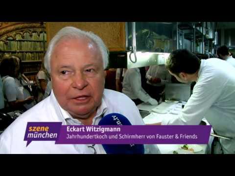 Feinschmecker unter sich - Treffen der Sterneköche - Szene München