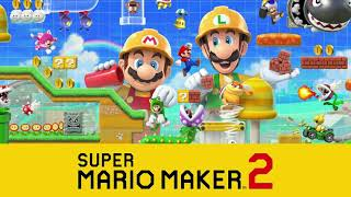 Airship (New Super Mario Bros  U) [Night] - Super Mario