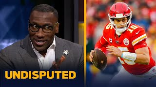 Skip & Shannon react to Patrick Mahomes\' $450M 10-year extension with Chiefs | NFL | UNDISPUTED