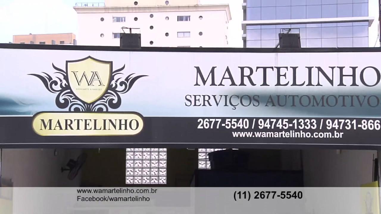 Escola <b>WA Martelinho</b>
