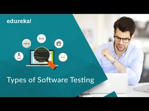 Types of Software Testing | Software Testing Certification Training ...