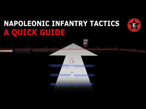 Chiến thuật bộ binh trong các cuộc chiến tranh của Napoléon