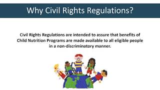 Civil Rights For Child Nutrition Programs