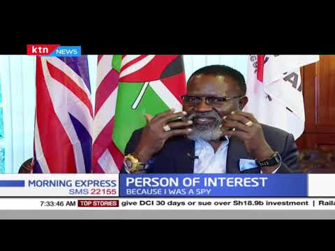 Focus on the life journey of Professor George Wajackoyah | PERSON OF INTEREST