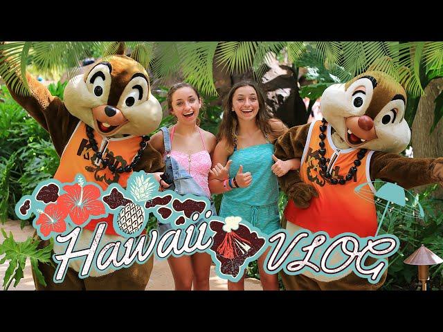 Brooklyn and Bailey in Hawaii   Vacation Ideas