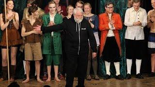 Ein Sommernachtstraum - gespielt von der Theater-AG des Kreisgymnasiums Haselünne (KGH)