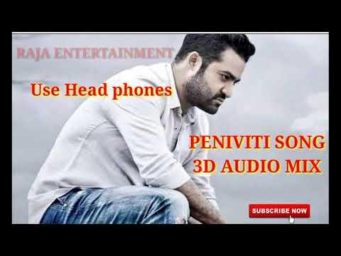 Peniviti song    aravinda sametha movie song    jr.ntr    trivikram
