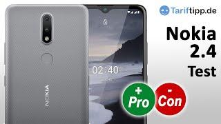 Nokia 2.4 | Test des neuen Einsteiger-Handys von HMD für 129€