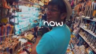 If You Don't Go ( Lyrics Video) - vessbroz