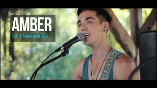 Amber - 311 (Acoustic Cover) LIVE at 3Bros
