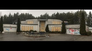Abandoned Toronto GROW OP Mansion DESTROYED !!! 03-24-17