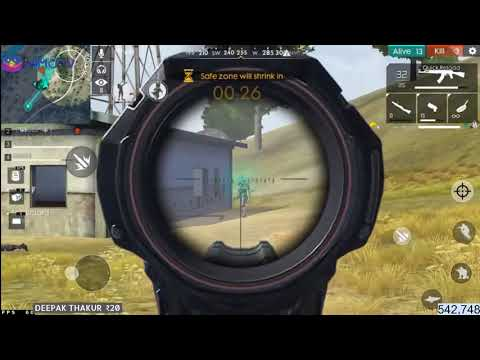 RANKED MATCH |Free Fire Live |INDIA