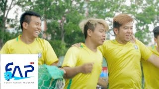 FAPtv Cơm Nguội: Tập 75 - Đội Bóng Thiếu Lâm (Shaolin Soccer)
