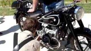 2008 Veteran BMW Motorcycle Rally