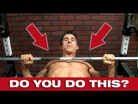 Reverse Grip Close Grip Bench Press
