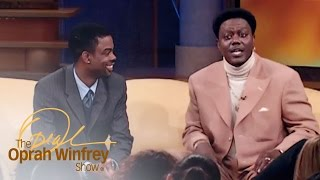 How These Two Funnymen Unwind After a Busy Day | The Oprah Winfrey Show | Oprah Winfrey Network