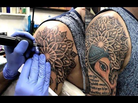 tattoo tutorials for improvisation by mahesh chavan