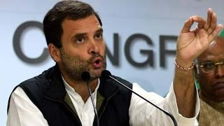 Rahul Gandhi  'Acche Din' Will Only Come When Congress Comes To Power In 2019