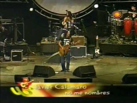 02 Javier Calamaro - No me nombres