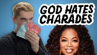 DRINKING OPRAH'S BREAST MILK • God Hates Charades