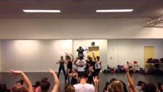 Pop Drop & Roll - Choreography by Jowellino