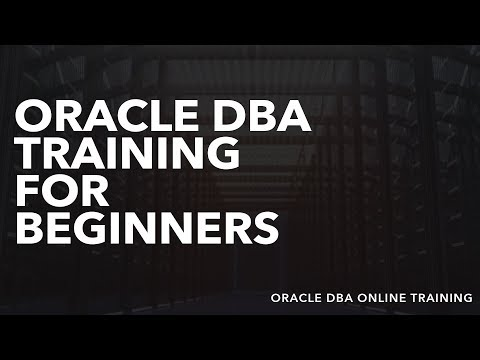 Oracle DBA Training For Beginners - Oracle DBA Online Training ...