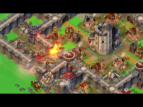 Age of Empires - Castle Siege : premier trailer