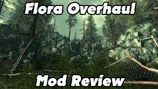 Flora overhaul - Fallout Mod Review