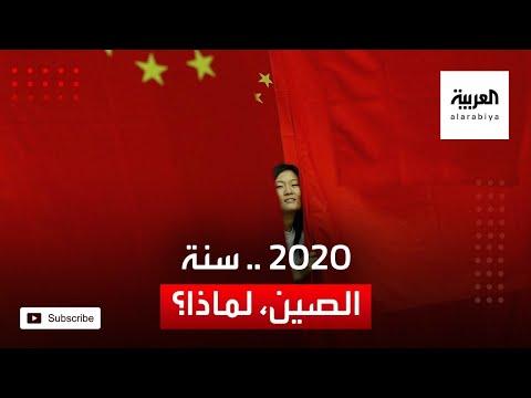العرب اليوم - شاهد: الإعلام العالمي يطلق على 2020 أنها سنة الصين