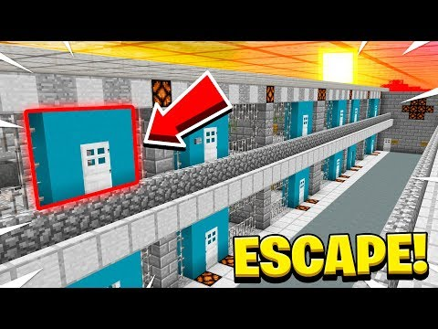 Escape The ABANDONED PRISON Before NIGHT...