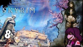 The Elder Scrolls V: Skyrim 18 + Моды - ДАЭДРИЧЕСКАЯ БРОНЯ ЖНЕЦА ! СТРИМ #8