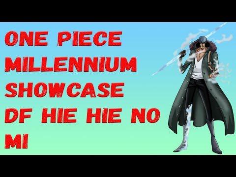 One Piece Millennium ShowCase DF Hie Hie No Mi ледяной фрукт!