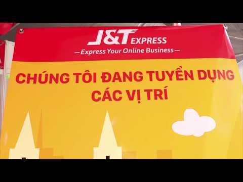 J&T Express Vietnam - Ngày hội tuyển dụng