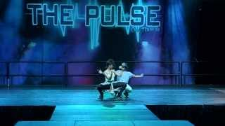Alanna and Shaquan dance for Pulse