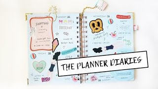 The Planner Diaries | Sticker Books - Bando, Typo, Cat & Jack | No Etsy Stickers