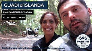 Honda Africa Twin CRF1000L: Tour Dei Guadi D'Islanda (pianificazione E Allestimento ...