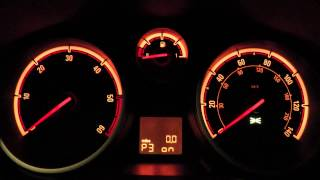 Vauxhall / Opel Hidden Personal Options - Turn Off 3 Flashes etc - Corsa D Only