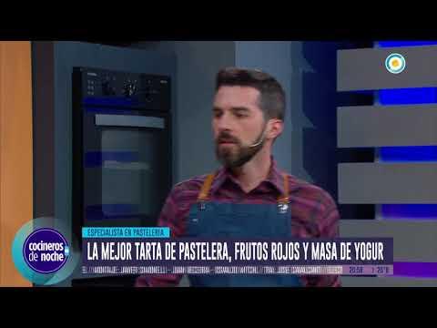 Torta de Frutas y Yogurt  Parte 2
