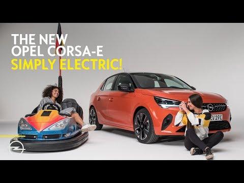 Der neue Opel Corsa-e: Einfach elektrisch!