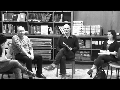 The Idea of Utopia - Norman Finkelstein at the Brooklyn Central Library - Class 1, March 8th, 2017