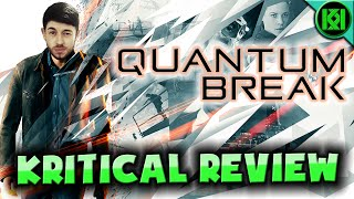 Is QUANTUM BREAK Worth Buying? (Xbox One) GoodBad | Quantum Break Review | Funny Game Reviews